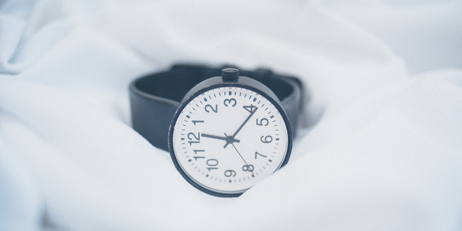 Muji Round Face Watch (4)