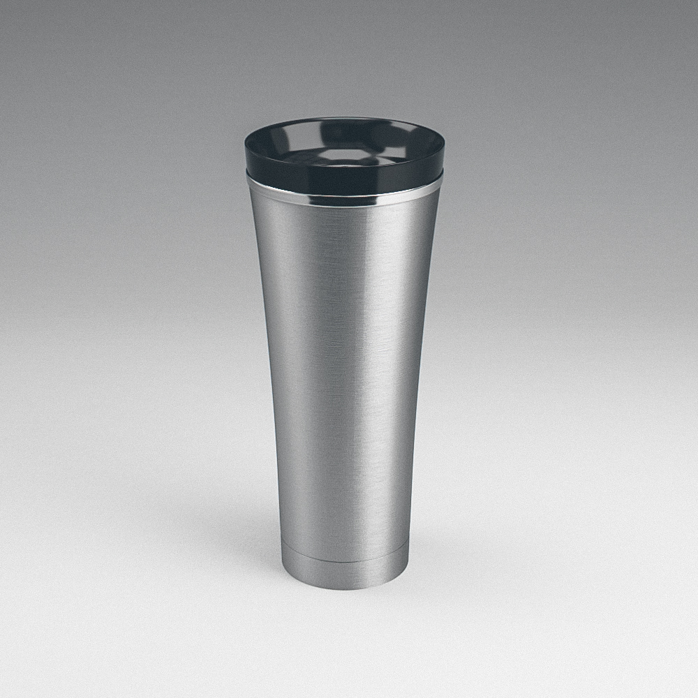 Thermos Discovery Quarter Render