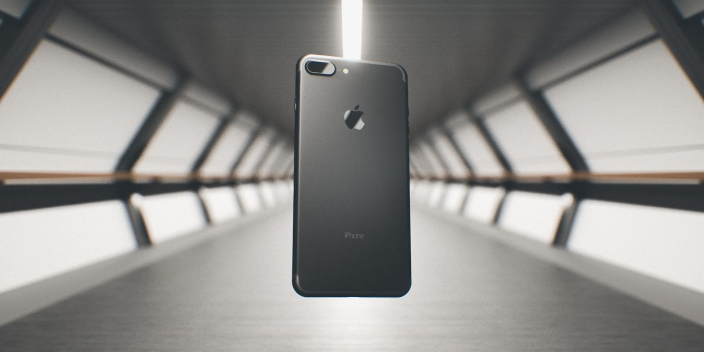 Apple iPhone 7 Plus Design Detailist render